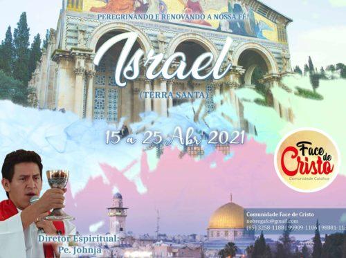 15.04.2021 - ISRAEL - FACE DE CRISTO