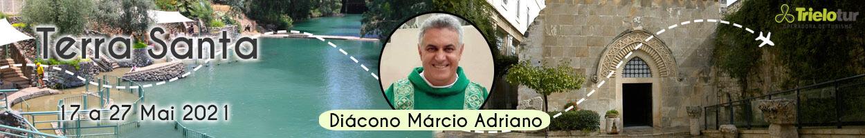 17.05.2021 - TERRA SANTA - DIACONO MARCIO - MARCO CARDINALLI
