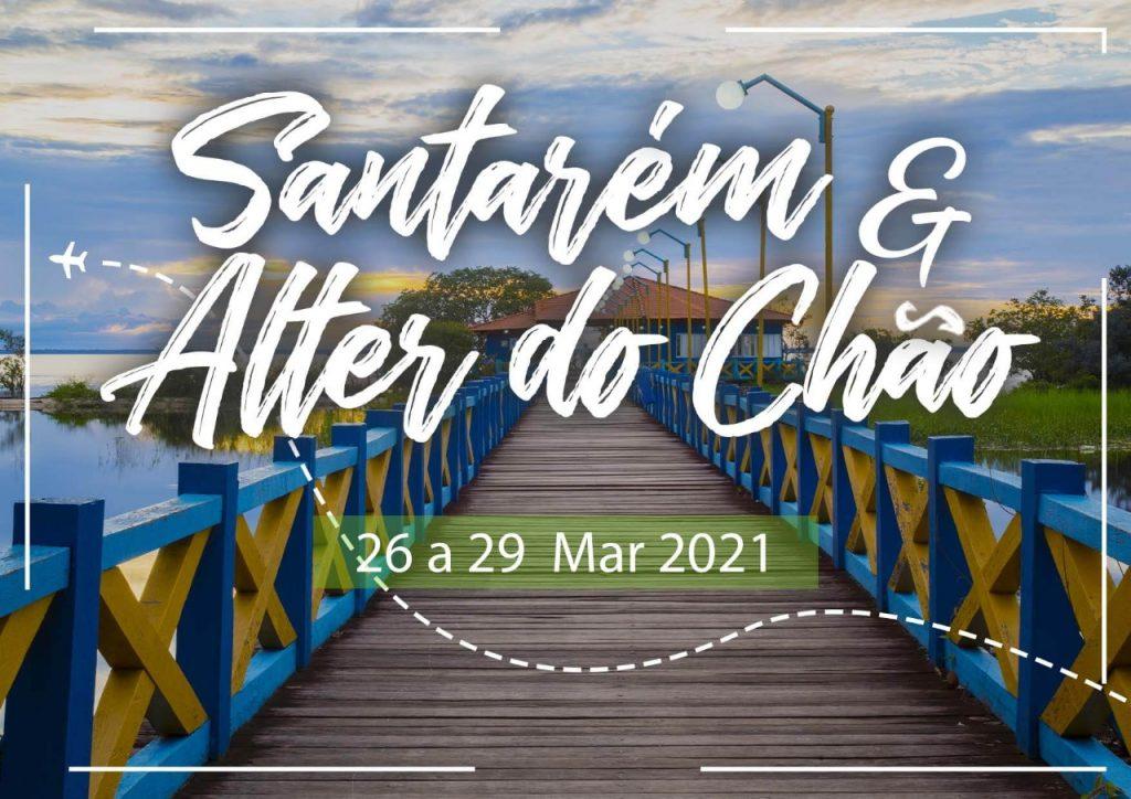 Santarém Pará Alter do Chão Brasil