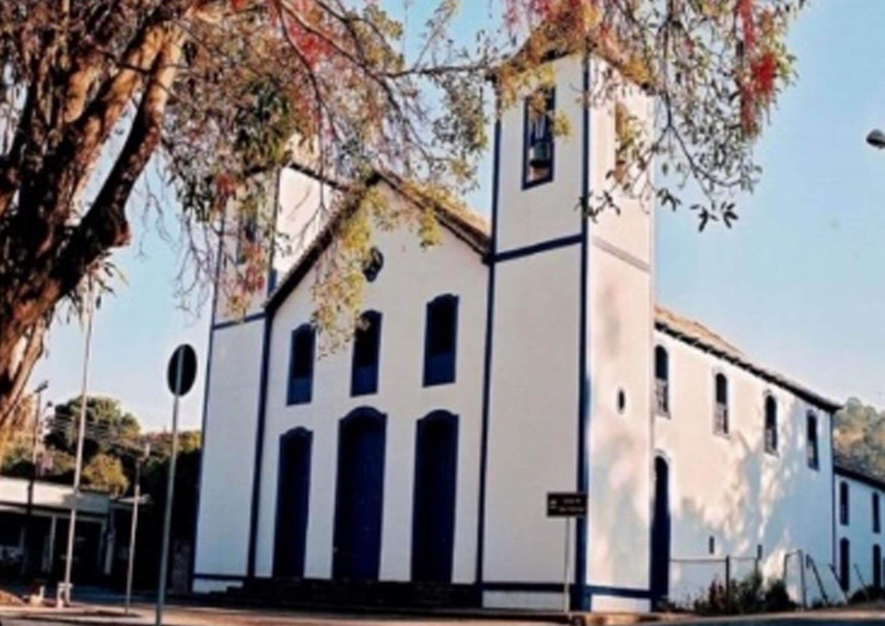 Projeto Restauração Igreja de São Francisco e Santo Antonio, em ItapeciricaMG