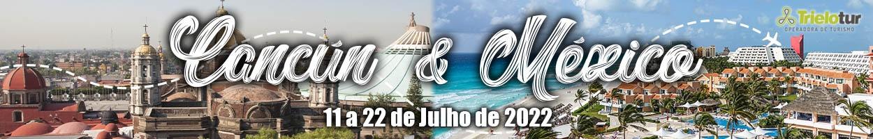 cancun e mexico 2022