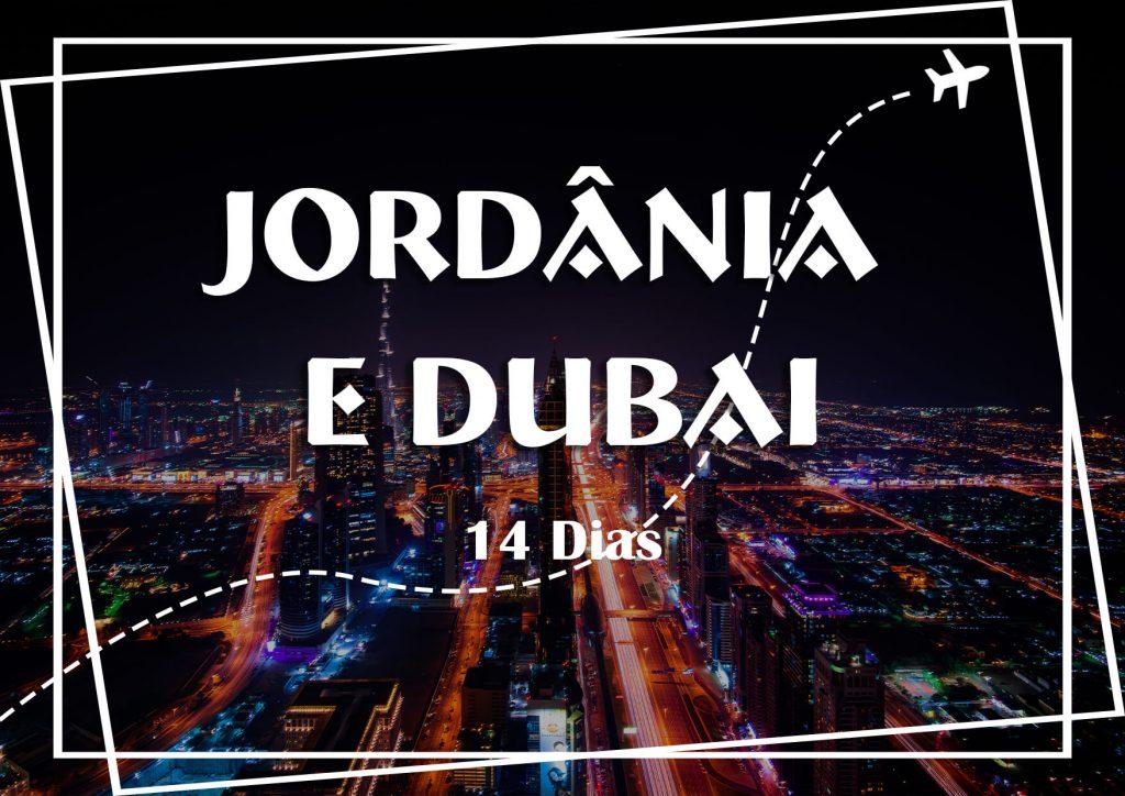 JORDÂNA E DUBAI